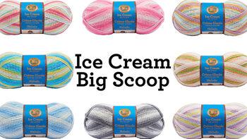 Get to Know Ice Cream Big Scoop