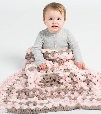 How To Make Granny Motif Crochet Blanket