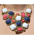 Flat back Statement Necklace