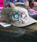 Funky Flower Hat