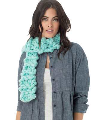 How To Make The Neck's Best Thing Knit Scarf