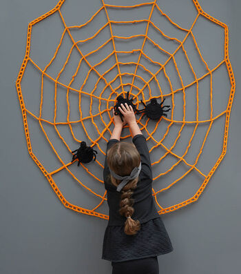 How To Make A Pin the Spider on the Web