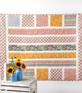 Country Keepsake Calico Quilt