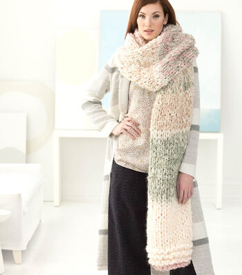 How To Knit A 3 Strand Grande Shawl