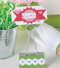 David Tutera Celebrate Card: Holiday Place Card
