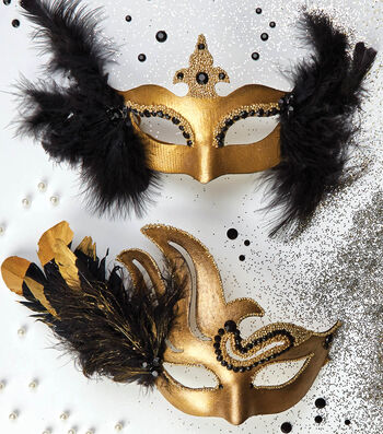 New Years Eve Masks
