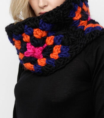 How To Crochet The Madame Snood