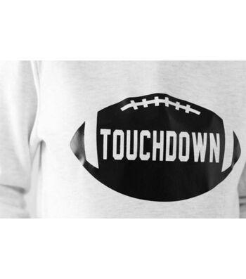 How To Make A Touchdown Sweatshirt