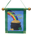 Happy St. Patrick\u0027s Day Banner