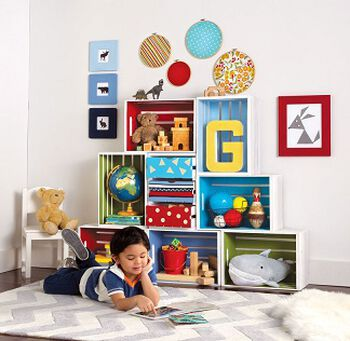 Kid's Room Creative Space
