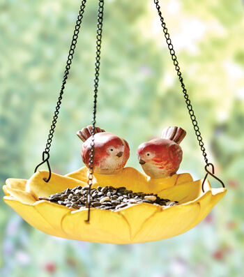 How To Make Cement Resin Bird Feeder
