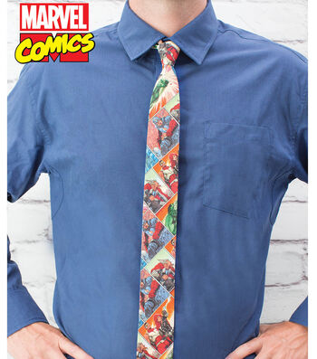 How To Sew A Marvel Tie