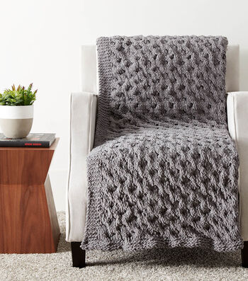 How To Make A Subtle Twist Blanket