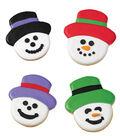Frosty Friends Snowman Cookies