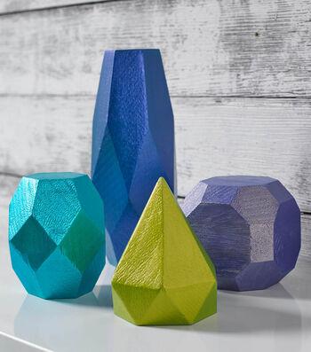 How To Make A Set of Four Geometric Shapes