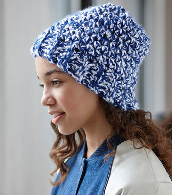 How To Crochet A Town and Country Hat