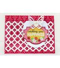 David Tutera Celebrate Card:  Wishing You Happiness Card