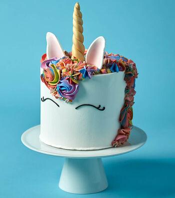 Bake A Unicorn Cake