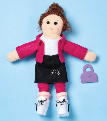 Make A Hipster Doll
