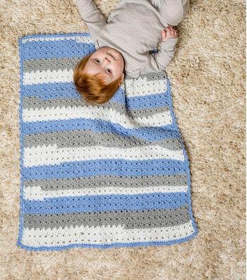 How To Make A Primrose Crochet Baby Blanket