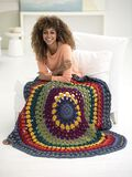 Newfield Circle Afghan