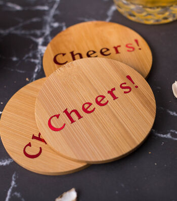 How To Make Oktoberfest Glasses and Coasters