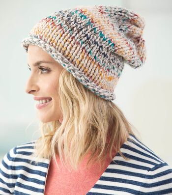 How To Knit A Simple Hat