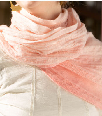 How To Make DIY Dyed Scarves