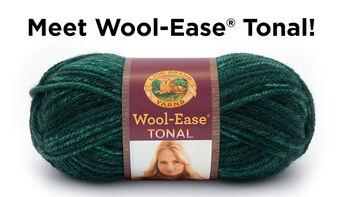 Meet Wool-Ease Tonal