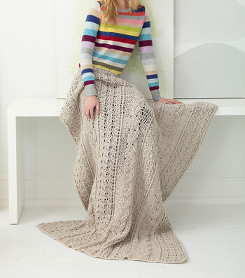 How To Crochet A Celtic Afghan
