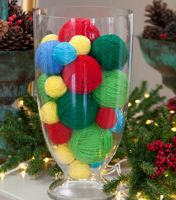 Scrap Wrapped Holiday Balls