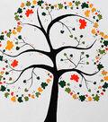 Shamrock Tree Canvas