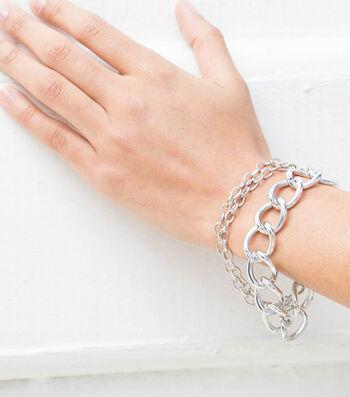 Make A Chain Bracelet