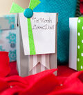 Present Tag and Gift Box