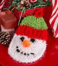 Scrubby Snowman