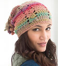 Easy Eyelet Hat