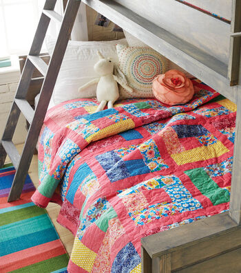 How To Make Twin Size Block Quilt
