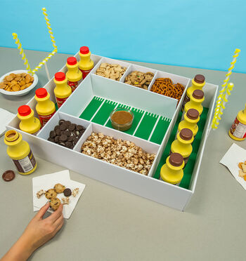 Learn To Make A Super Snack Stadium