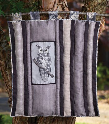 How To Make A Dimensional Wall Hanging