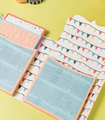 How To Make Stationary Box and Cards