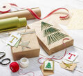Makers Guide: Cross Stitch Gift Tags