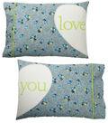 Love You Pillow Case