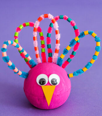 How To Make Perler Bead Turkey Kits