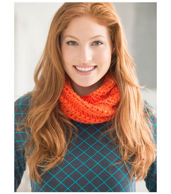 How to Knit A Florida Sun Circle Scarfie