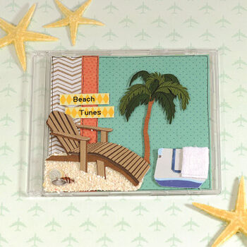 Beach CD Case
