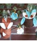 Folksy Ornaments
