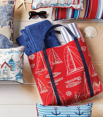 Make A Beach Bag Tote