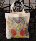 Spooky Owl Trick or Treat Bag
