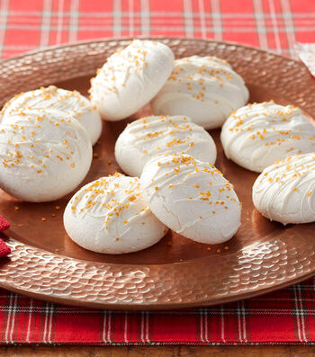 How To Make Cinnamon Meringue Cookies