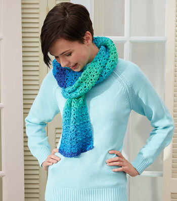 How To Make A Jazzy Striping Scarf
